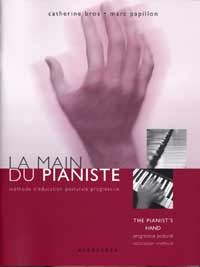 Main du pianiste : methode d'education posturale progressive